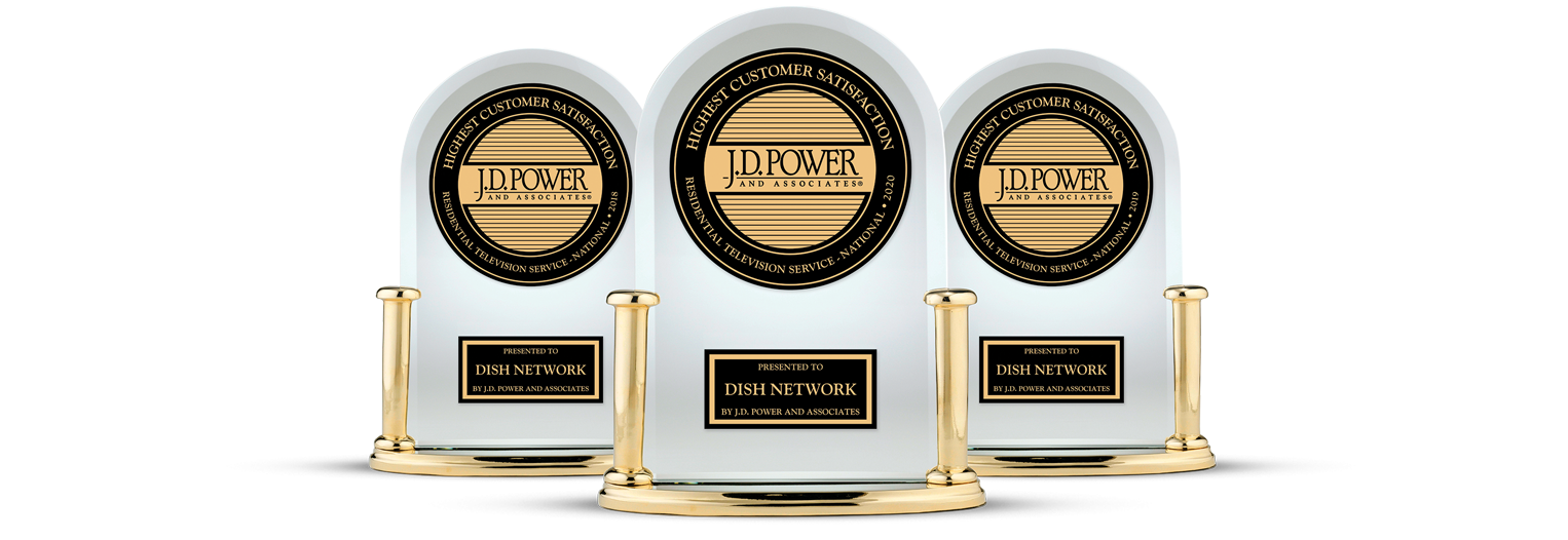 DISH Customer Satisfaction - Ranked #1 by JD Power - TSC Digital in Fort Smith, Arkansas - DISH Authorized Retailer